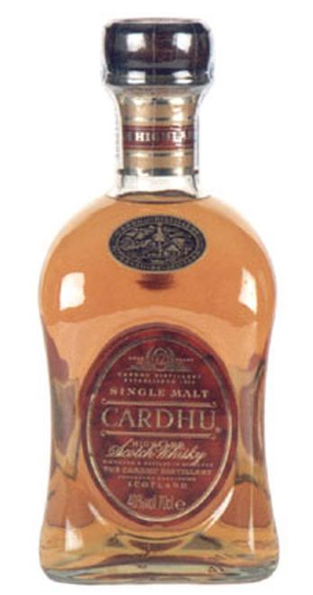Cardhu 12 Year Old Speyside Single Malt Scotch 750ml