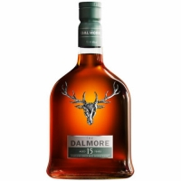 Dalmore 15 Year Old Highland Single Malt Scotch 750ml