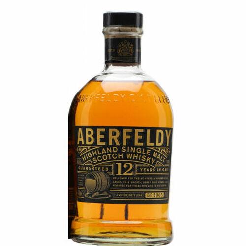 Dewar's Aberfeldy 12 Year Old Single Malt Scotch 750ml