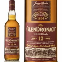 Glendronach 12 Year Old Highland Scotch Whiskey 750ml