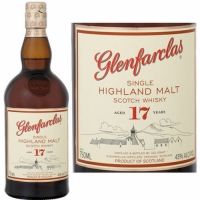 Glenfarclas 17 Year Old Highland Single Malt Scotch 750ml