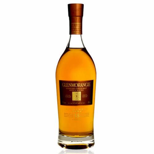 Glenmorangie 18 Year Old Highland Single Malt Scotch 750ml Rated 90WE
