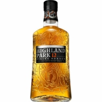Highland Park Viking Honour 12 Year Old Orkney Island Single Malt Scotch 750ml