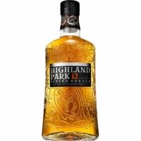 Highland Park 12 Year Old Orkney Island Single Malt Scotch 750ml Rated 96-100WE
