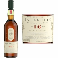 Lagavulin 16 Year Old Islay Single Malt Scotch 750ml