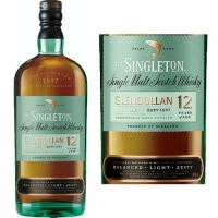 Singleton of Glendullan 12 Year Old Single Malt Scotch 750ml