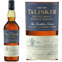 Talisker 2020 Distiller's Edition Skye Single Malt Scotch 750ml