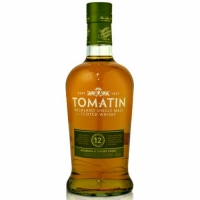 Tomatin 12 Year Old Highland Single Malt Scotch 750ml