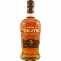 Tomatin 18 Year Old Highland Single Malt Scotch 750ML