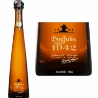 Don Julio 1942 Anejo Tequila 750ml Rated 98WE