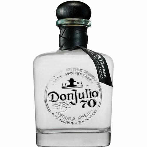 Don Julio 70 Anejo Claro Tequila 750ml