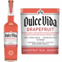Dulce Vida Grapefruit Tequila 750ml