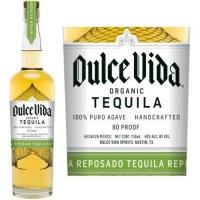 Dulce Vida Organic Reposado Tequila 750ml