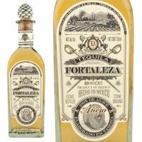 Fortaleza Anejo Tequila 750ml