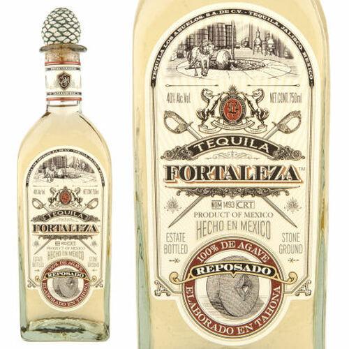 Fortaleza Reposado Tequila 750ml