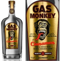 Gas Monkey Cinnamon Tequila 750ml