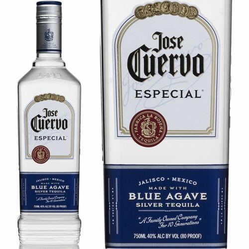 Jose Cuervo Especial Silver Tequila 750ml