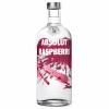 Absolut Raspberri Swedish Grain Vodka 750ml