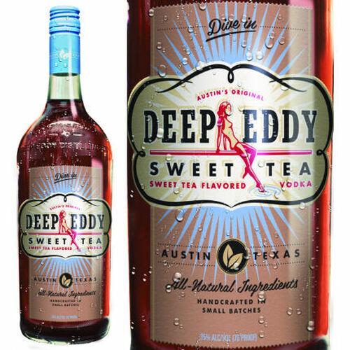 Deep Eddy Sweet Tea Vodka 750ml