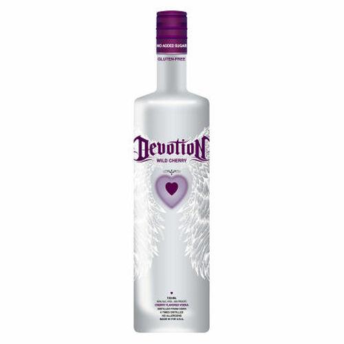 Devotion Wild Cherry Vodka 750ml