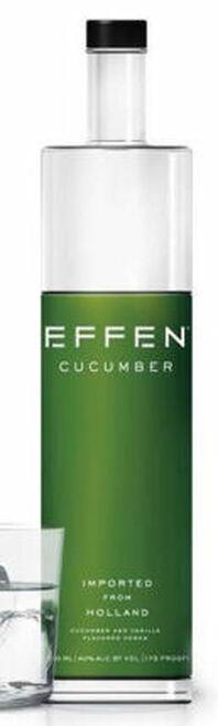 Effen Dutch Cucumber Wheat Vodka 750ml