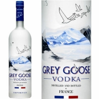 Grey Goose French Grain Vodka 1L Rated 96BTI