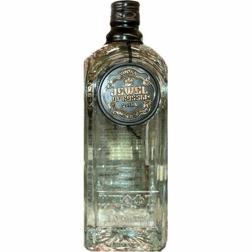 Jewel Of Russia Ultra Wheat and Rye Vodka 1L