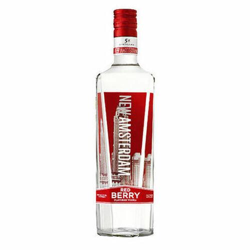New Amsterdam Red Berry Vodka 750ml
