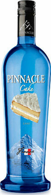 Pinnacle Cake French Vodka 750ML