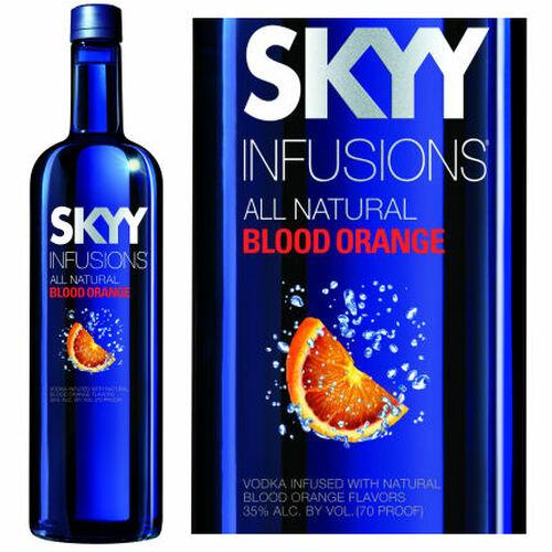 Skyy Blood Orange Infusions Vodka 750ml