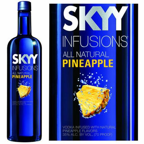 Skyy Pineapple Infusions Vodka 750ml