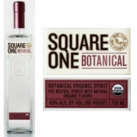 Square One Organic Botanical Spirit 750ml