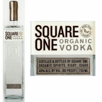 Square One Rye Organic Vodka 750ml