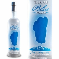 Tahoe Blue Vodka 750ml Rated 94 BEST UNFLAVORED VODKA