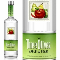 Three Olives Apples & Pears Vodka 750ml