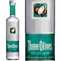Three Olives Elvis Presley Coconut Water Vodka 750ml