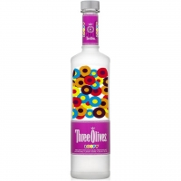 Three Olives Loopy Vodka 750ml