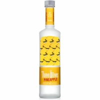 Three Olives Pineapple Vodka 750ml
