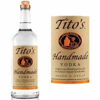 Tito's Handmade Texas Vodka 750ML