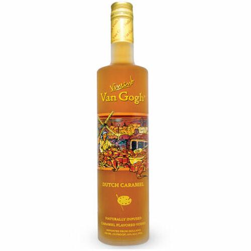 Van Gogh Dutch Caramel Vodka 750ml