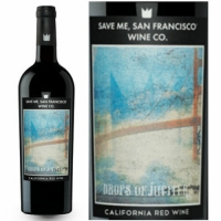 Save Me San Francisco Drops of Jupiter Red Blend 2017