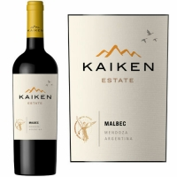 12 Bottle Case Kaiken Estate Mendoza Malbec (Argentina) 2018