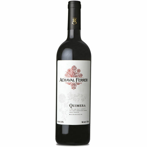 Achaval Ferrer Quimera Mendoza Red Blend 2016 (Argentina) Rated 93JS