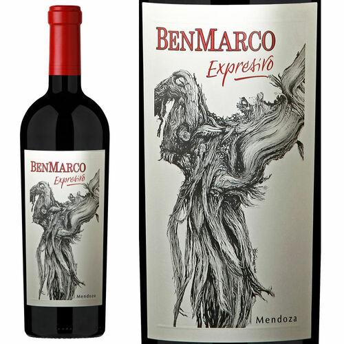 BenMarco Mendoza Expresivo 2017 (Argentina) Rated 95JS