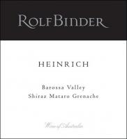 Rolf Binder Barossa Heinrich Shiraz Mataro Grenache 2010