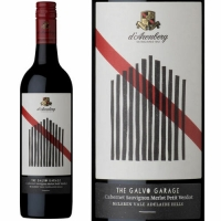 d'Arenberg McLaren Vale The Galvo Garage Cabernet Blend 2009 Rated 91WE