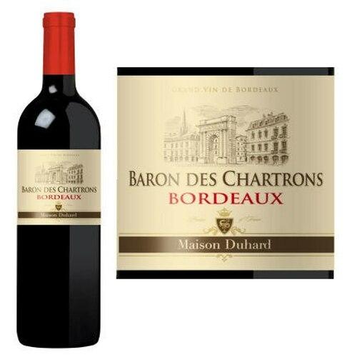Baron des Chartrons Bordeaux Rouge 2018