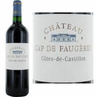 Chateau Cap de Faugeres Cotes de Castillon 2005 Rated 88WA