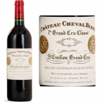 Chateau Cheval Blanc St. Emilion 1990 Rated 98+WA