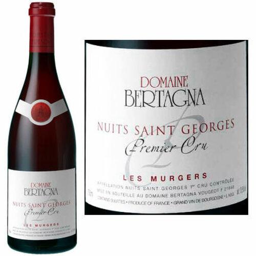 Domaine Bertagna Nuits Saint Georges 1er Cru Les Murgers 2009 (France)